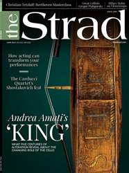 The Strad issue June 2015
