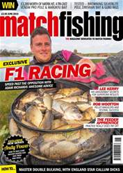 Match Fishing issue June 2015