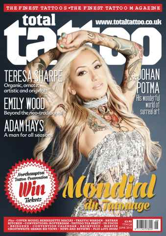 Total Tattoo issue May 2015