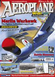 Aeroplane issue No.462 Merlin Warhawk