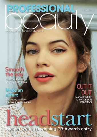 Professional Beauty issue Professional Beauty June 2015