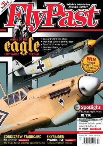 FlyPast issue October 2011