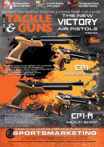 Tackle & Guns issue June 2015