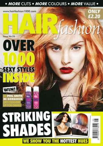 Hair Fashion issue 25