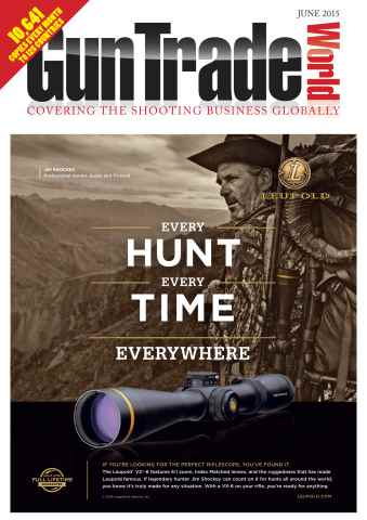 Gun Trade World issue June 2015