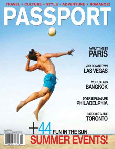 Passport issue June 2015