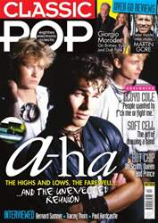 Classic Pop issue Jun/Jul 2015