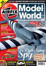 Airfix Model World issue October 2011