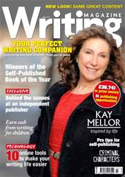 Writing Magazine issue July 2015