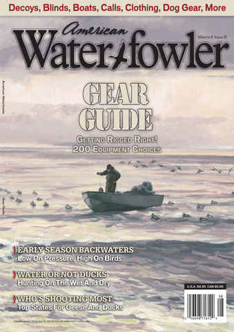 American Waterfowler issue Volume II Issue III