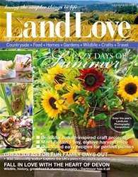 LandLove Magazine issue July/August 2015