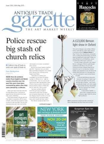 Antiques Trade Gazette issue 2193