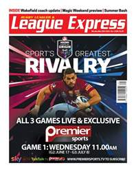 League Express issue 2968
