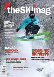 SkiMag issue theSKImag 21st birthday edition