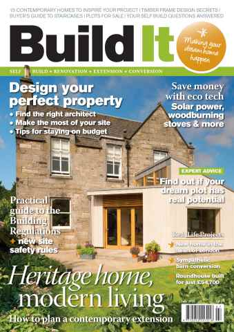 Build It issue Build It July 2015