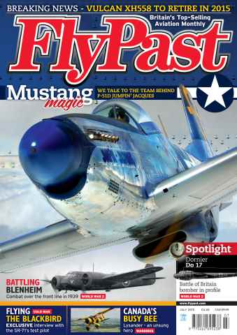 FlyPast issue July 2015