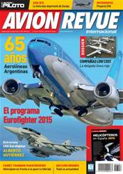 Avion Revue Internacional España issue Número 396