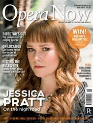 Opera Now issue June 2015