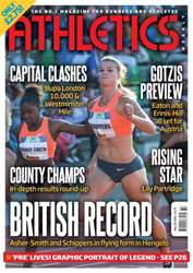 Athletics Weekly issue 28 May 2015