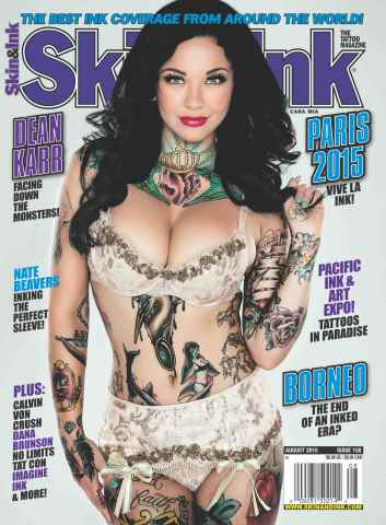 Skin&Ink issue Aug 2015