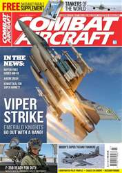 Combat Aircraft issue July 2015