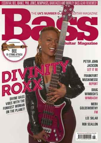 Bass Guitar issue June 2015