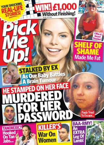 Pick Me Up issue 11th June 2015