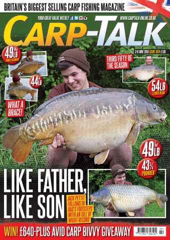 Carp-Talk issue 1074