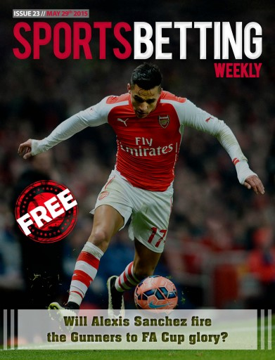 Sports Betting Weekly issue SBW Issue 23