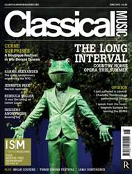 Classical Music issue June 2015