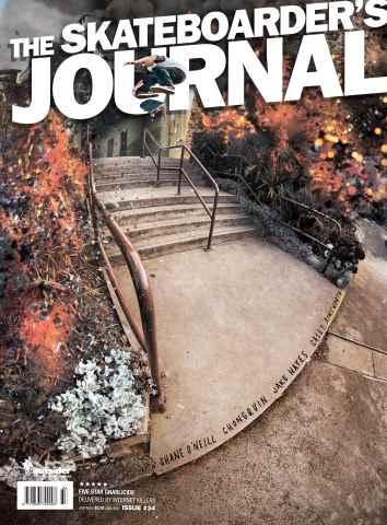 Skateboarder's Journal Australia issue 34