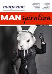 MANspiration Magazine issue June - Get Motivated