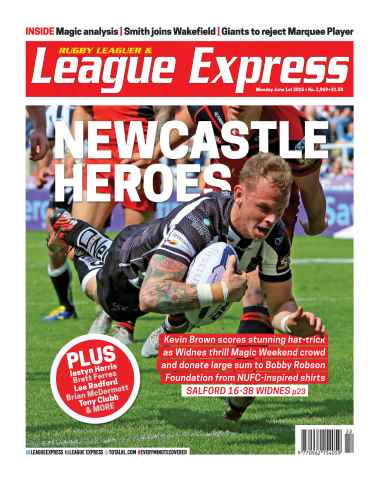 League Express issue 2969
