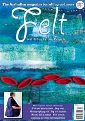 Felt Magazine Issue 13 issue Felt Magazine Issue 13