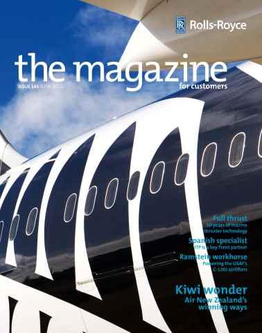 Rolls-Royce Magazine issue June 2015