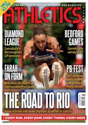 Athletics Weekly issue 04 June 2015