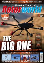 Radio Control Rotor World issue Jul 111