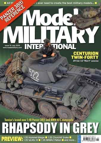 Model Military International issue 111