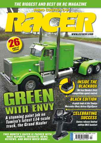 Radio Control Car Racer issue Jul 15