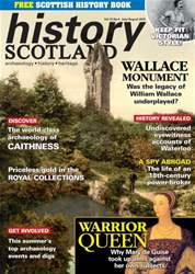 History Scotland issue July-August