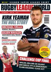 Rugby League World issue 366