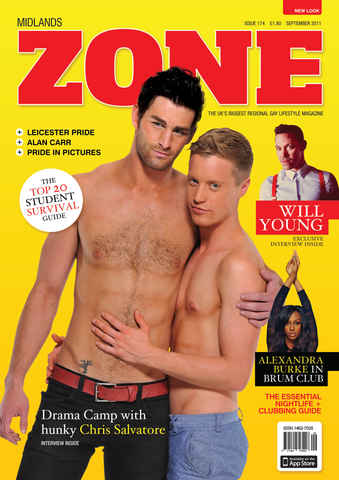 Midlands Zone issue September 2011