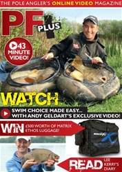 Pole Fishing Plus issue Issue 1