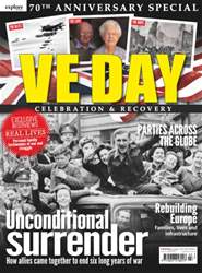 RCM&E issue VE Day - 70th Anniversary Special