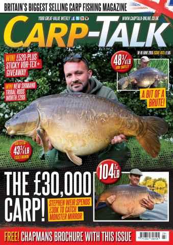 Carp-Talk issue 1075