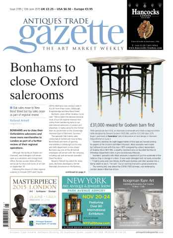 Antiques Trade Gazette issue 2195