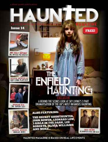 Haunted Magazine issue Issue 14 - The Swinging Supernatural 70s