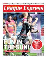 League Express issue 2970