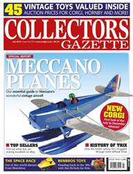 Collectors Gazette issue July 2015