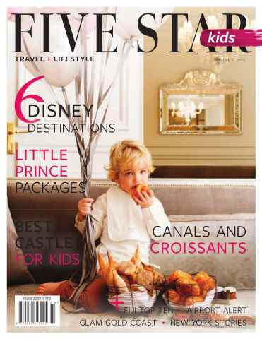 Five Star Kids issue Volume 6 2015